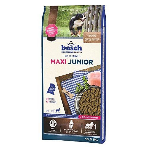 Bosch 44017 Hundefutter Junior Maxi Plus 15 kg - 3