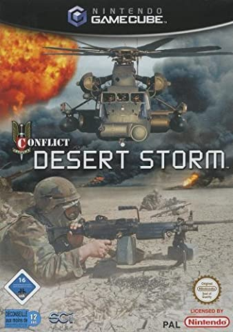 Conflict Desert