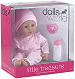 Dolls World Little Treasure (Pink)