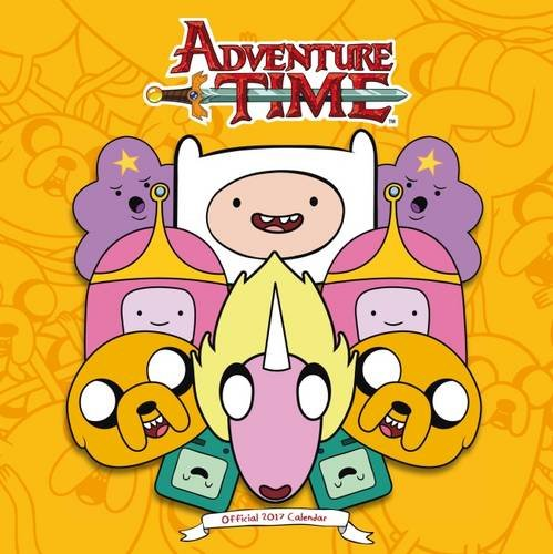 Adventure-Time-Official-2017-Square-Calendar-Calendar-2017