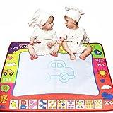 Juguete del bebé, RETUROM Dibujo de agua y escritura Junta de la tabla con la pluma para el juguete 80 * 60cm del bebé del cabrito