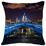 quanzhouxuhuixiefu Statue Jesus, Rio de Janeiro - World- #11216 - Plush Cushion Covers Throw Pillowcases Super Soft Fashion Simple Decorative Pillowcases 18x18 inches