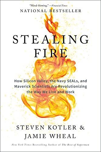 Stealing Fire por Steven Kotler