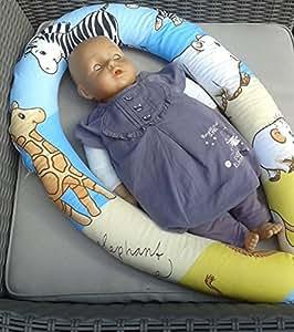 Réducteur de lit-cale bébé 1M40 safari