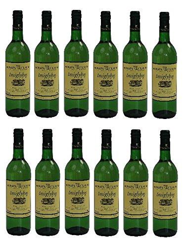 12x-Imiglykos-Wei-lieblich-Achaia-Clauss-je-750ml-105-2-Probier-Sachets-Olivenl-aus-Kreta-a-10-ml-griechischer-weier-Wein-Weiwein-Griechenland-Wein-Set