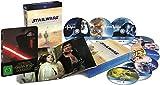"""Star Wars Complete Saga 1-7 (Teil 7 als Steelbook-Edition): (Teil 7 """"Das Erwachen der macht"""" als Steelbook-Edition) [Blu-ray]"""