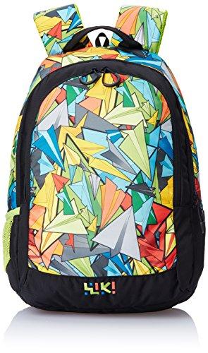 Wildcraft Wiki Crew Black Backpack Size (cm) 45x33x18 (8903338041313)