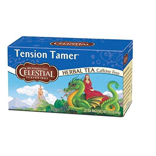 Celestial Seasonings | Tension Tamer | 1 x 20 bags (Tension Tamer Tee)