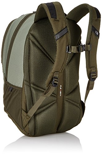 The North Face Jester Backpack – Forest Night Green/Enamel Blue, One Size