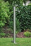 KTC Tec - Colonna d'acqua SR-G, per irrigazione giardino, 950 mm