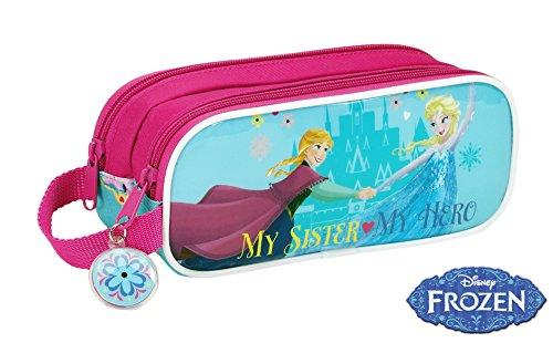 Disney Frozen – Portatodo Doble (SAFTA 811515513)