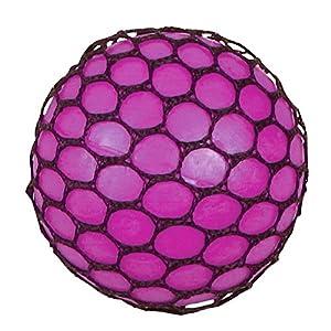 Primi Creative en maille Stress Squishes Play Squeeze Gripper Ball (couleur aléatoire)