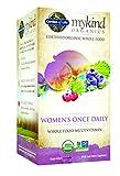 Garden of Life Organic Multivitamin Supp...