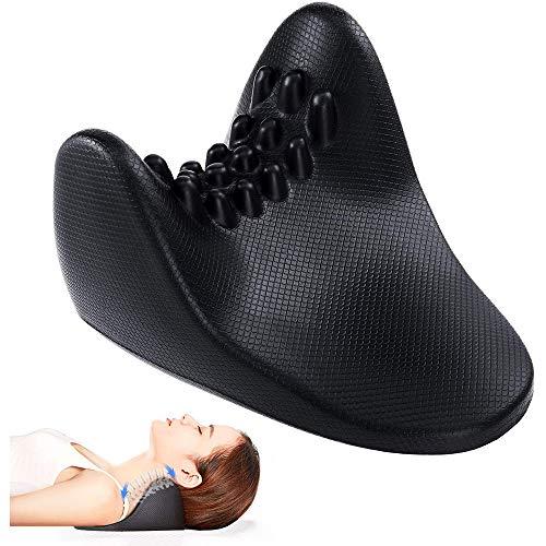HOODIE Tracción Cervical Almohada, Vértebra Cervical Sleep-Fisiológica Específica Curvatura Inversa...