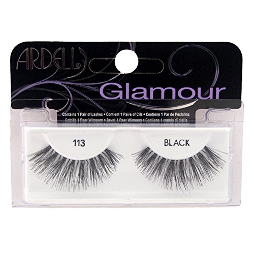 ARDELL False Eyelashes - Fashion Lash Black 113