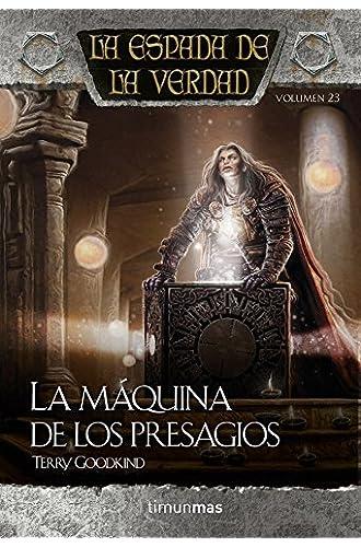 La Máquina De Los Presagios: Volumen 23