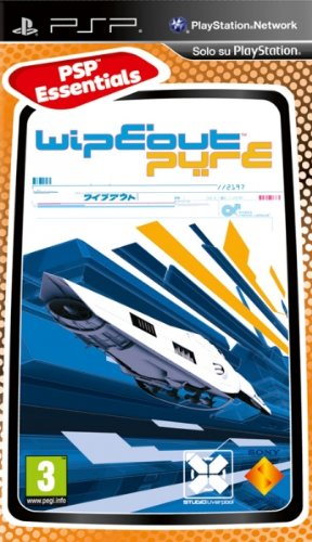 Sony Wipeout Pure, PSP - Juego (PSP,
