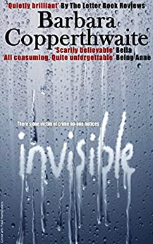 Invisible by [Copperthwaite, Barbara]