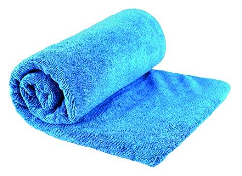 Sea to Summit Handtücher Tek Towel L Pacific-Blau, Blau, M, 1012437910 (Sea To Summit Handtuch)