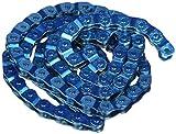 Point Kette Half Link MK 918 - 1/2 x 1/8 - 102 Glieder, blau, 10107501