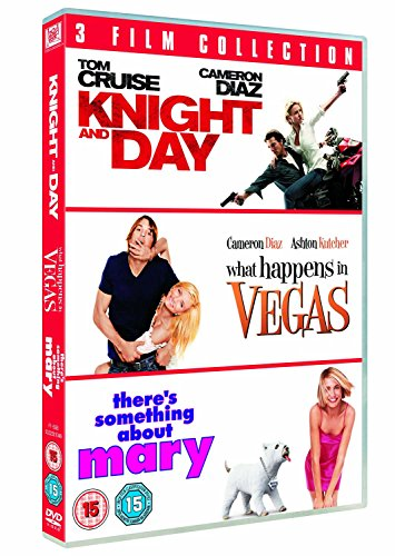 Bild von Knight And Day / What Happens In Vegas / Theres Something About Mary [DVD]