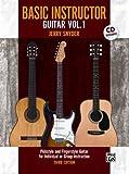 Basic Instructor Gitarre 1–3. Edition–BK + CD