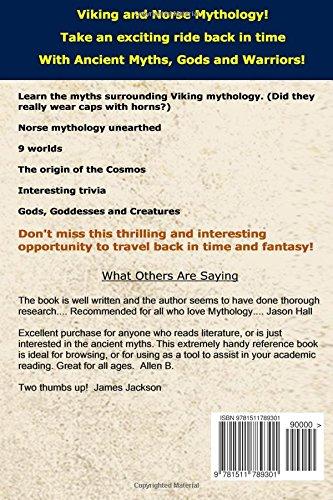 Viking Mythology: Ancient Myths, Gods and Warriors