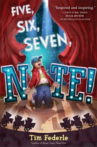 Five, Six, Seven, Nate! by Federle, Tim (2014) Hardcover
