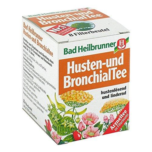 Bad Heilbrunner Tee Husten und Bronchial 1er Pack