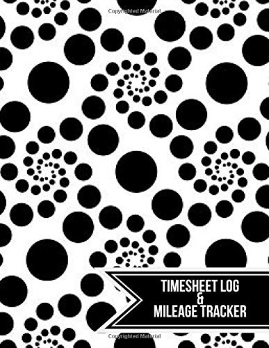 Timesheet Log & Mileage Tracker: Work Shift Hours Log & Mileage Usage Tracker, Destination Log, Taxi Booklet, Template, Notebook and Journal for ... logbook and Work Shift Report, Band 49) (Shift-bike Auto)
