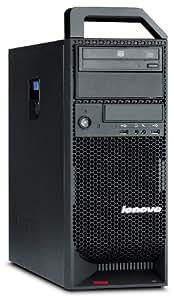 Lenovo ThinkStation S20 4105 PC Komplettsystem (Intel Xeon W3530, 2,8GHz, 3GB RAM, 250GB HDD, DVD, Win XP Pro)