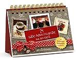 24 süße Adventsgrüße aus der Küche: D...
