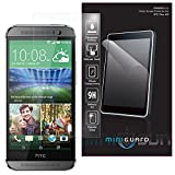 HTC One M9 Protector de Pantalla – MiniGuard para HTC One M9, Vidrio Templado