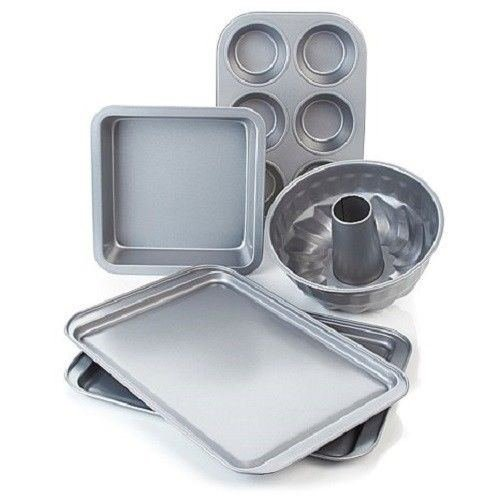 Wolfgang Puck Bistro Elite 5-piece Non-Stick Bakeware Set - Cookware