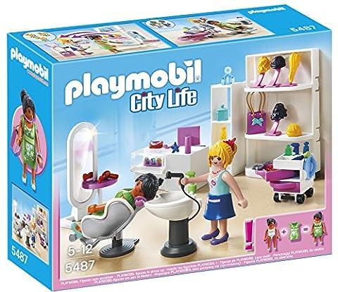 Playmobil - 5487 - Figurine - Salon De