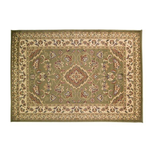 Flair Rugs Sincerity Sherborne Traditional Rug, Green, 240 x 330 Cm
