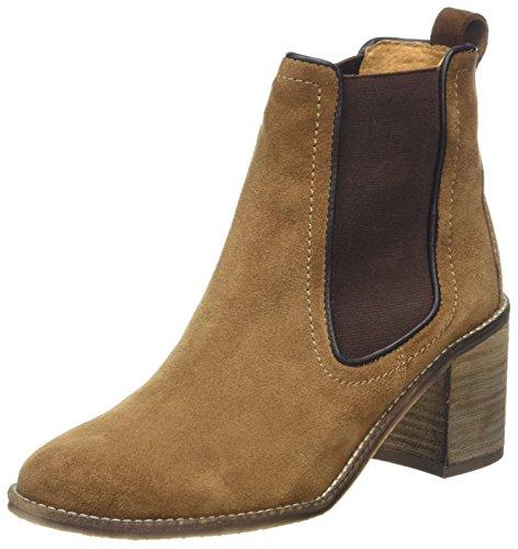 Fat Face Women's Hamble Chelsea Boots, Brown (Tan), 4 UK 37 EU