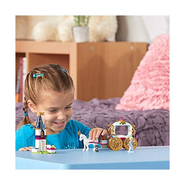 LEGO Disney Princess - Il giro in carrozza di Cenerentola, 41159 5 spesavip