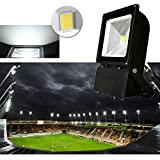 VINGO 100W Smd LED Fluter Außen Weiß Flutlicht Strahler Scheinwerfer IP65