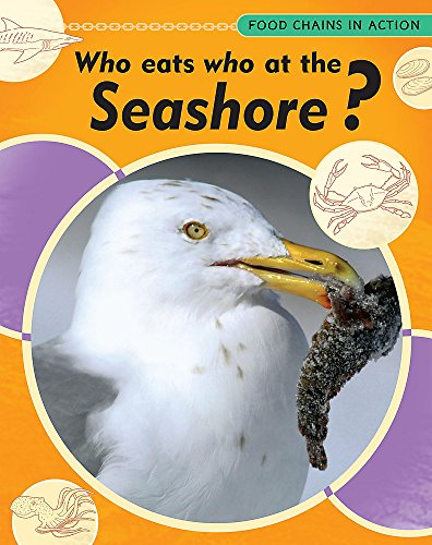 Who Eats Who At The Seashore (Food Chains In Action)