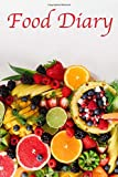 Food Diary: 365 page food diary - with sections for breakfast, lunch and dinner and columns for recording calories and making notes for diet journal, ... die, motivate yourself to a healthy lifestyle