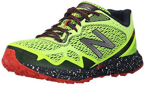 New Balance Nbmt910tr2, Zapatillas de Deporte Exterior para Hombre, Verde (Green Red), 42