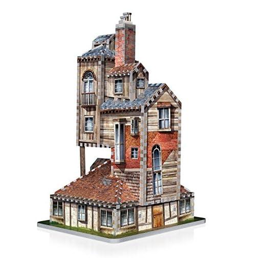 Wrebbit-3D-W3D-1011-Fuchsbau-Harry-Potter-Spiel