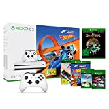 Xbox One S 1TB Konsole - Forza Horizon 3 Hot Wheels Bundle inkl. Steep, The Crew, Sea of Thieves & 2...