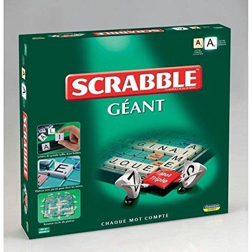Megableu - 855029 - Jeu de société - Grands Classiques - Scrabble Géant