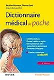 Dictionnaire médical de poche: Avec des planches anatomiques en couleurs...