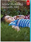 Adobe Photoshop Elements 2018 Upgrade | PC/Mac | Disk