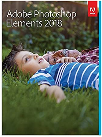 Adobe Photoshop Elements 2018