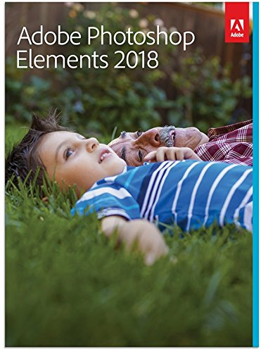 Adobe Photoshop Elements 2018 | PC/Mac | Disk