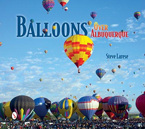 Balloons Over Albuquerque por Steve Larese